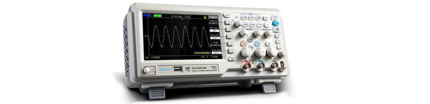 Oscilloscope Gratten