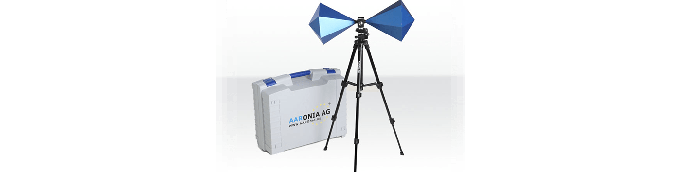 Antennas aaronia