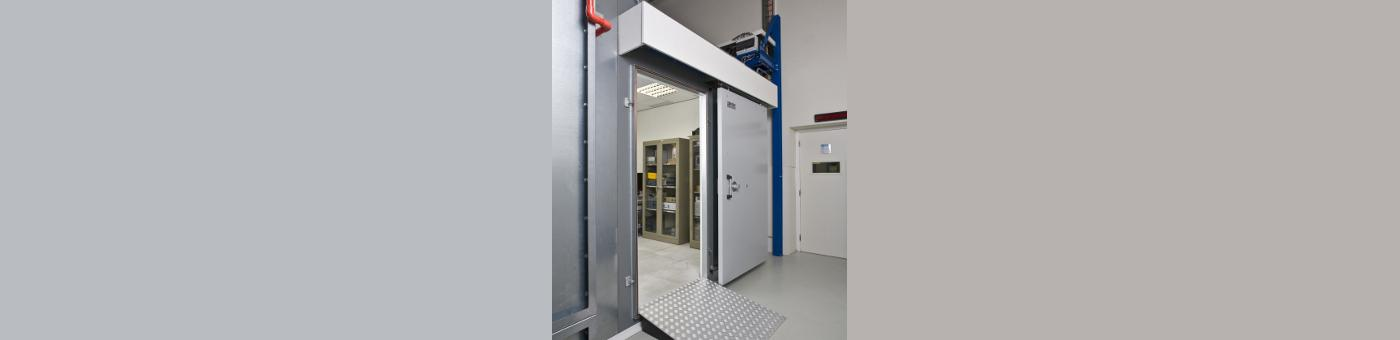 Rf Shielded Doors Ap Flyer Emc Chamber Detection