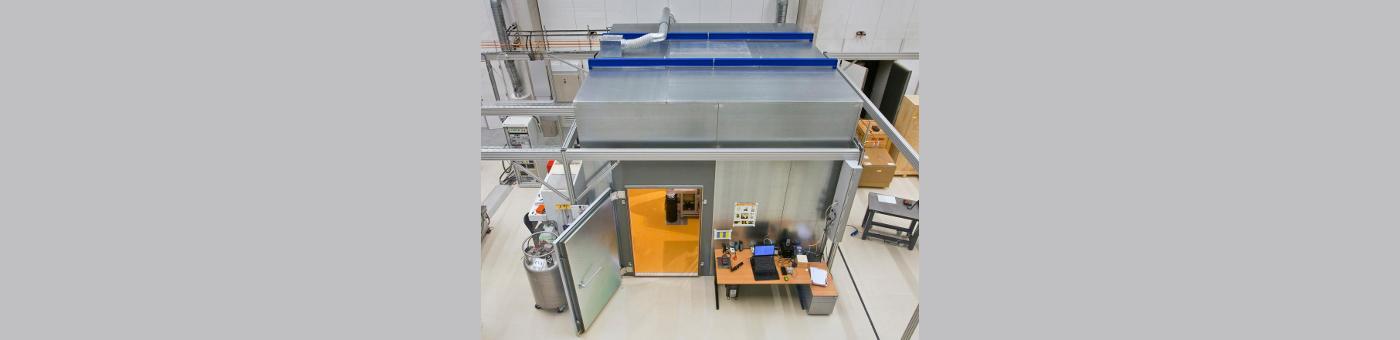 Rf Shielded Rooms Ap Flyer Emc Chamber Detection
