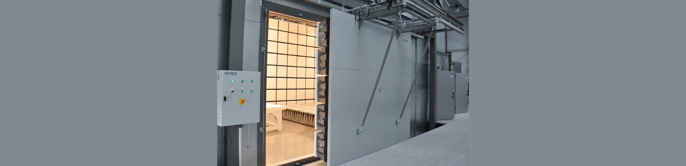 Rf Shielded Doors Ap Flyer Emc Chamber Detection